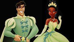 Revoluce v Disney studiu: Žabáka poprvé políbí Afroameričanka